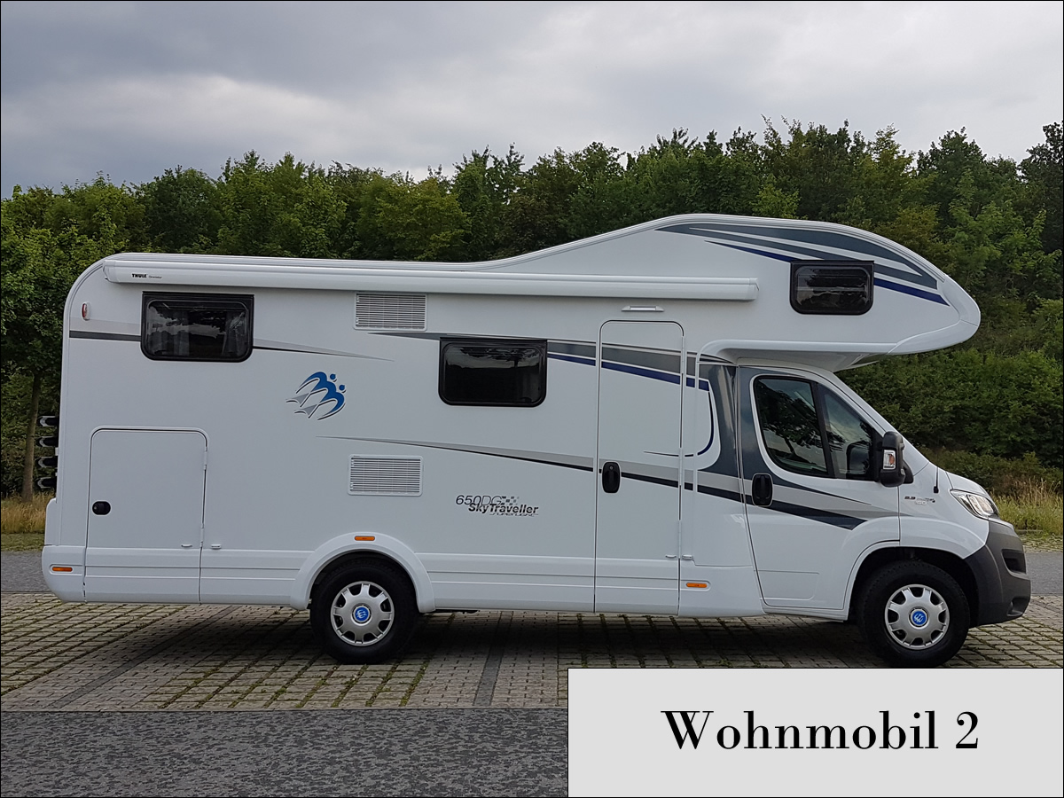 Wohnmobil Mieten In Dresden Sachsen